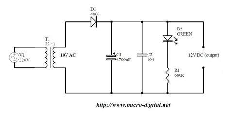 wave rectifier supply micro digital