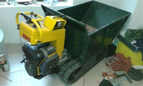 motocarriola usata occasione dispositivo arresto motori lombardini