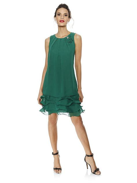 festliche kleider kurz grun stylische kleider fuer jeden tag