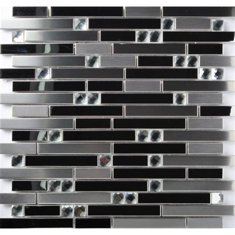 tst stainless steel mosaic tile silver mirrored tiles