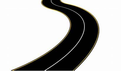 Road Winding Clipart Clip Cliparts Vector Clipground