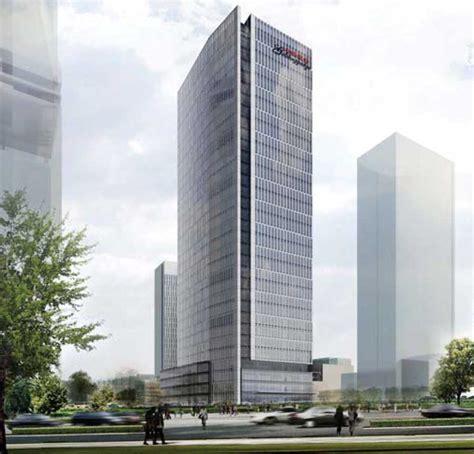 Jinqiao Biyun Hotel Office Complex Shanghai Architect