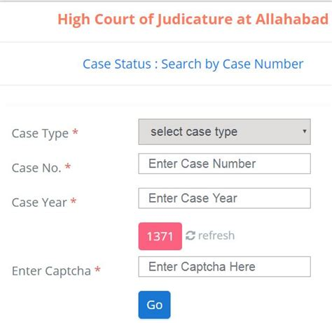 Know To Check Allahabad Court Case Status Online & Updates