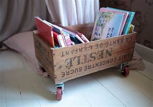 Bibliothèque Sur Roulette : fabriquer une biblioth que roulettes mode en france ~ Teatrodelosmanantiales.com Idées de Décoration