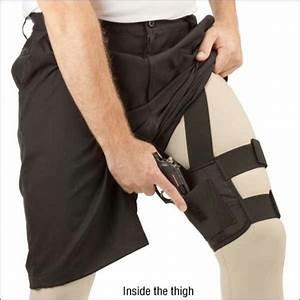 Inner Thigh Holster
