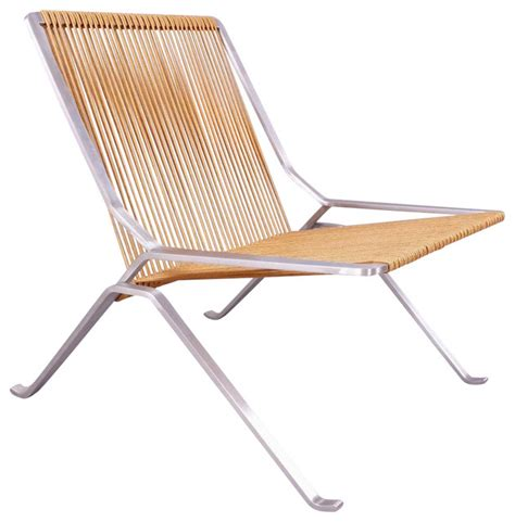 alba mid century outdoor lounge chair contemporary
