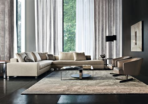 Furniture : Versace Home And Minotti