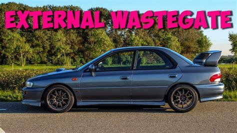 subaru impreza turbo subaru impreza gt turbo wrx tial 38mm external wastegate