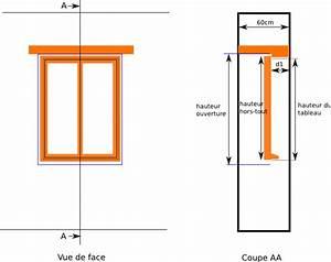 Dimension Porte Standard Exterieur : dimension fenetre bois standard prix porte fenetre sur ~ Melissatoandfro.com Idées de Décoration