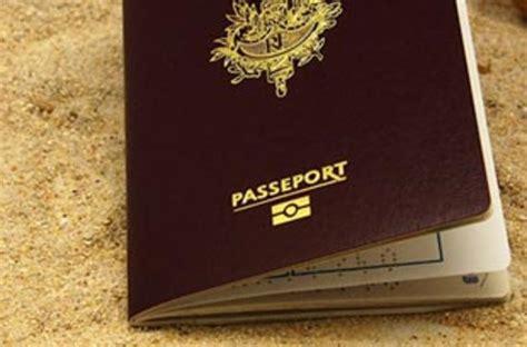 bureau passeport coût d 39 un passeport
