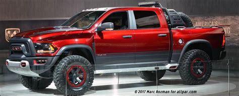 Future Of The Ram Trx Hellcat Off-road Pickup