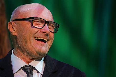 Phil Collins Announces He's Out Of Retirement With Five Uk