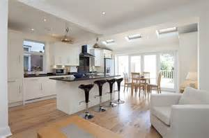 kitchen extensions ideas home kitchen diner design ideas