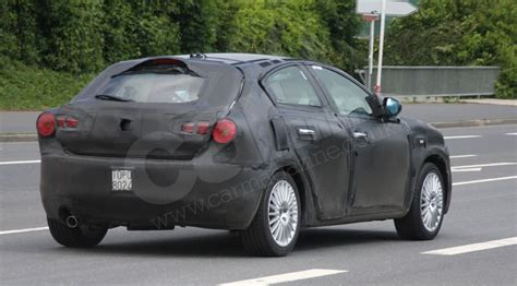 Alfa Romeo Milano (2010) New Car Spy Photos  Car Magazine