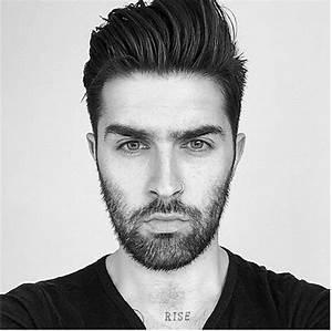 Cheveux En Arrière Homme : 25 coupes de cheveux pour homme que les femmes adorent ~ Dallasstarsshop.com Idées de Décoration