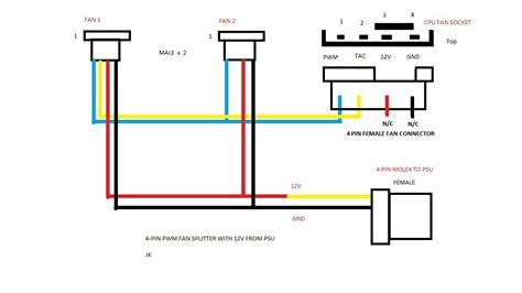Dc Fan Wiring by Pwm Fan Splitter Tonymacx86