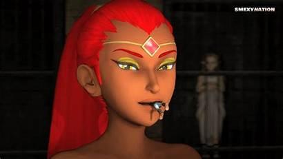 Deviantart Vore Gerudo Giantess Zelda Animation Legend
