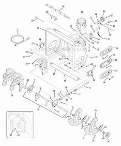 Troy-bilt 31am63p3 Parts List And Diagram