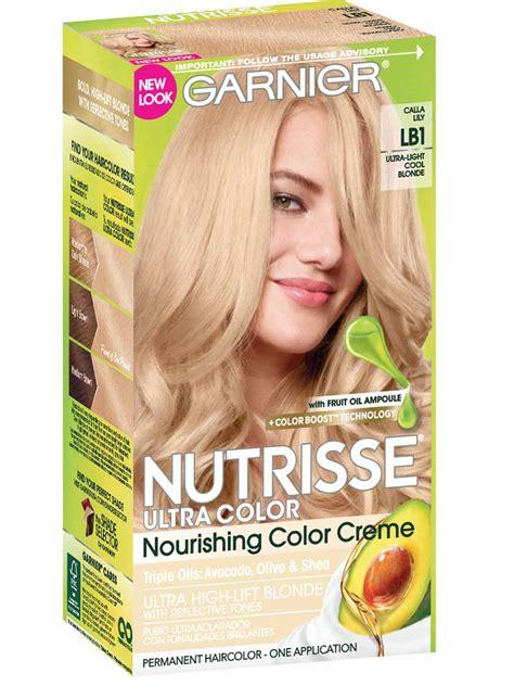 Nutrisse Ultra Color Bold Trendy Hair Color For Dark