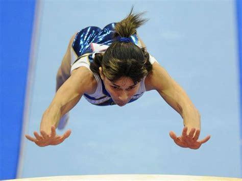 oksana chusovitina  olimpiade nella ginnastica le