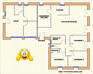 Plan de maison en l gratuit plan de maison moderne 11 for Amazing dessin plan de maison 11 boussole 1