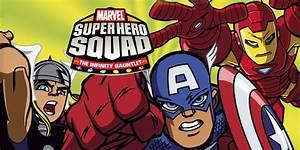 Marvel Super Hero Squad Wii Games Nintendo