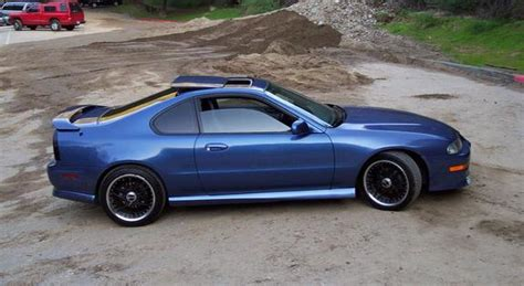 Revolverind 1992 Honda Prelude Specs, Photos, Modification