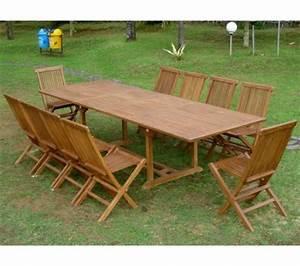 Salon De Jardin En Teck Pas Cher : salons de jardin pas cher tables en r sine bois teck ~ Dailycaller-alerts.com Idées de Décoration