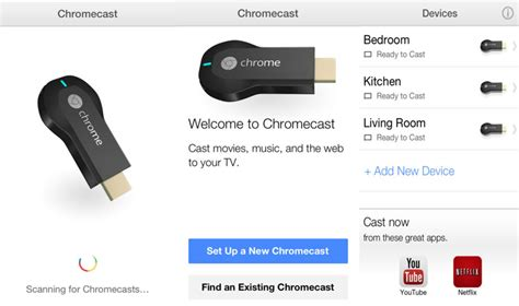 chromecast apps iphone releases chromecast app for ios mac rumors