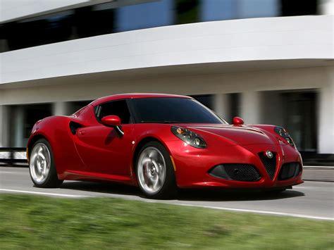 Alfa Romeo 4c Specs  2013, 2014, 2015, 2016, 2017, 2018