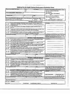 System Evaluation Form