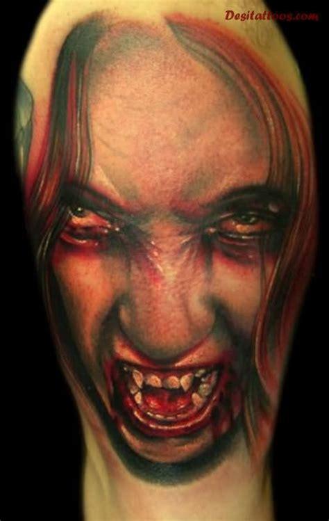vampire tattoo images designs