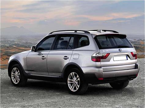 Bmw X3 Modification by Bmw X3 3 0d Pictures Photos Information Of Modification