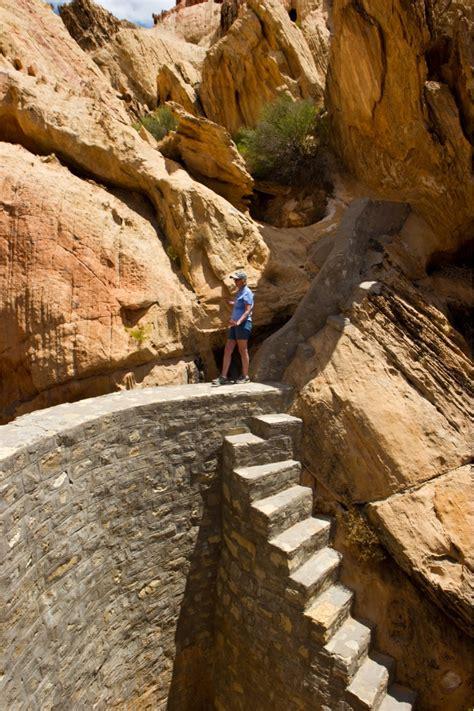 trip report falling man petroglyph  whitney pockets