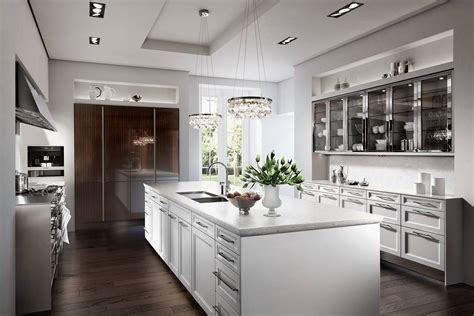 The Traditional Kitchen In A New Composition
