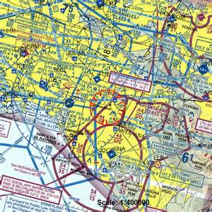 FAA No-Fly Zones Map