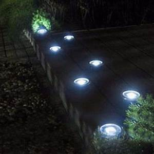 10pcs outdoor ground spot led light garden path floor With outdoor electrical ground lighting