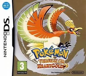 Pokemon Version Or Heartgold F Rom