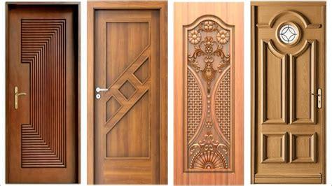 Wooden Doors : Top 50+ Wooden Door Design Picture For Home || Modern