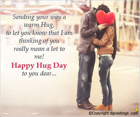 hug day quotes hug day  quotes dgreetings