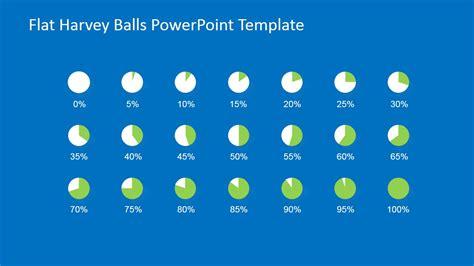 harvey balls powerpoint  design slidemodel