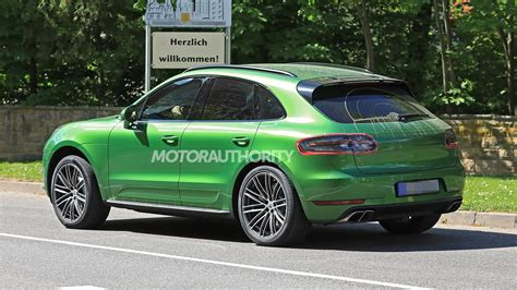 porsche hints  upgrades   porsche macan