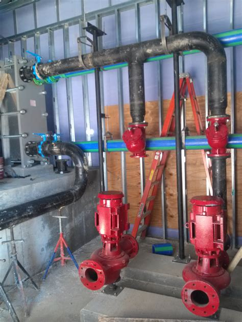 plumbing  hvac interstate mechanical contractors