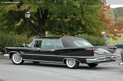 1957 Chrysler Imperial LeBaron - Information and photos ...