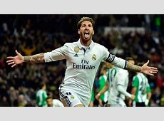 Ramos strikes again as Madrid prosper from Barca hangover