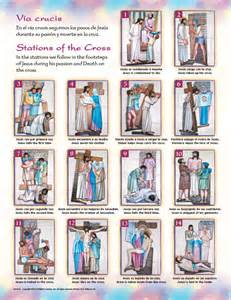 Stations of the Cross Catholic Kids
