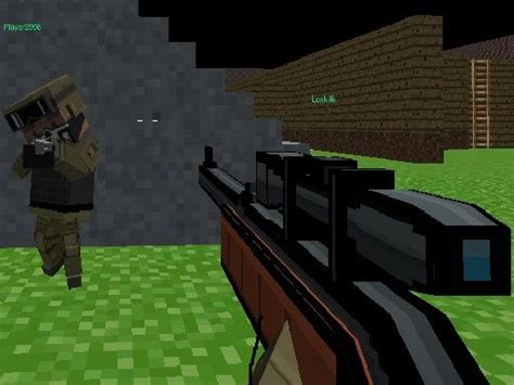 Maybe you would like to learn more about one of these? Pixel Gun Apocalypse Unblocked