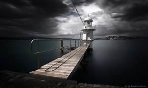 Wallpaper Sydney Harbour, 5k, 4k wallpaper, 8k, lighthouse