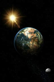 Our Planet Earth From Space