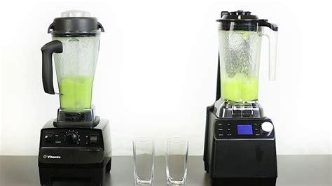 optimum vac2 high speed vacuum blender vs vitamix 5200